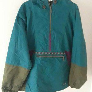 Vintage LL Bean Thinsulate Anorak Jacket Mens L